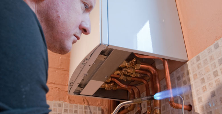 Our team at Pring Plumbing are your local tankless water heating experts! Call us today!