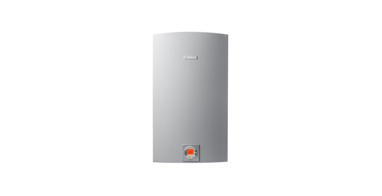 Bosch tankless water heating systems